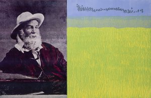 Obra: Walt Whitman in the field - Antonio Frasconi